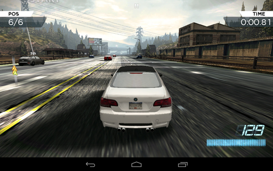 Nfs most wanted for android nexus 7 black screen bug was for Nfs most wanted android